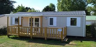 grand mobil home neuf 4 chambres location mobile home 8 10 personnes marestang
