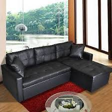 Seater   Seater Sofa Bed Couch Lounge Suite Sofas - Sofa bed modular lounge 2