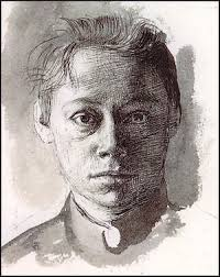 käthe kollwitz self portrait 1892 drawings and sketches