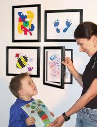Art Cabinets Kids Art Frame