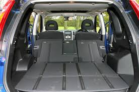 nissan qashqai trunk space nissan x trail station wagon 2007 2014 features equipment and