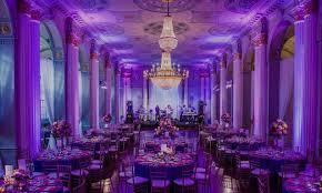 royal purple wedding atlanta ga wm eventswm events