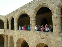 rhodes travel guide book the dodecanese islands of greece tour far horizons