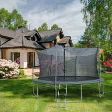 backyard trampoline amazon home outdoor decoration