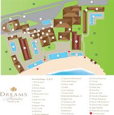 Uco Map Welcome To Dreams Huatulco Resort U0026 Spa