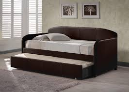 Daybed With Storage Underneath Black Upholstered Leather Daybed With Storage Underneath Plus