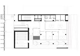 Basement Apartment Plans by Gallery Of Courthouse Extension Enrique Bardají U0026 Asociados 15