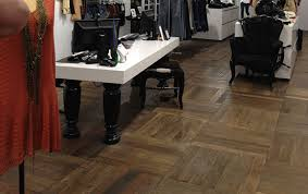 fashion retail store uk retail imondi reclaimed wood flooring