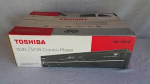 New Toshiba Sd V296 Dvd Player Vcr Vhs Combo Player W Manual