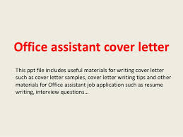 office assistant cover letter 1 638 jpg cb u003d1393187169