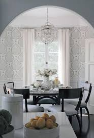 White Dining Table With Black Chairs The 25 Best Dining Room Wallpaper Ideas On Pinterest Dining