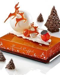 cuisine noel 2014 noël 2014 i pascal caffet i entremets féérique i mousse caramel