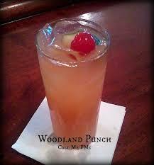 Southern Comfort Lime And Lemonade Name Woodland Punch 1 1 2 Oz Southern Comfort 3 Oz Pineapple Juice 1 Oz