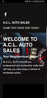 Sho Acl acl auto sales of muskegon cars trucks in muskegon mi