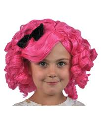 lalaloopsy costumes lalaloopsy crumbs sugar cookie wig
