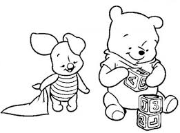 winnie pooh coloring pages