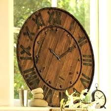 Best 25 Large Wall Clocks Large Rectangular Wall Clock