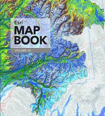 Map Book Esri Map Book Volume 32 Esri 9781589484771 Books Amazon Ca