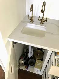 ikea kitchen sink cabinet drawers a look inside our ikea kitchen cabinets daly digs