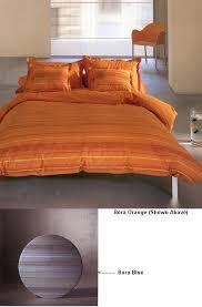 Orange King Size Duvet Covers Bora Orange By Retro Beddingsuperstore Com