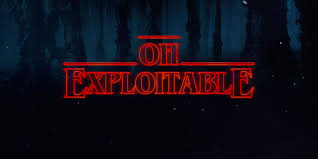 Meme Text Font Generator - type whatever you want in the stranger things title font