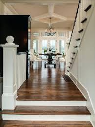 Hardwood Floor Borders Ideas Traditional Entryway Design With Hardwood Floors And Millwork