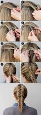 female celebrity hairstyles cool cute fishtail braided hairstyle