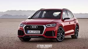 Audi Q5 Suv - audi rs q5 suv will borrow 2 9l twin turbo v6 engine from new