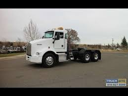 2000 kenworth t800 for sale 2000 kenworth t800 day cab tractor for sale by truck site youtube