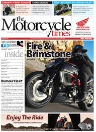the motorcycle times march 2011 by the motorcycle times issuu