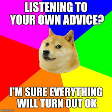 Create Your Own Doge Meme - advice doge meme imgflip
