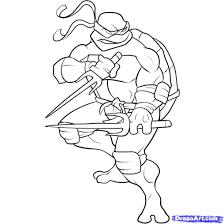 ninja turtle coloring pages lezardufeu com