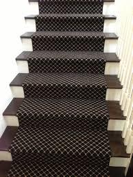Sisal Stair Runner by Designer Steps And Carpet Decoration Carpet Runners Make Stairs