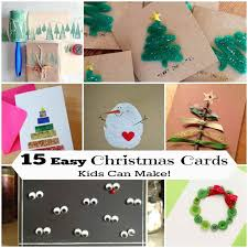 card designs home ideas for christmas cards for kids to make