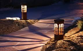 landscape path light wilmington decorative landscape lighting