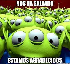 Toy Story Aliens Meme - estamos agradecidos memes pinterest memes