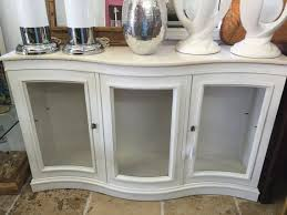 White Sideboard With Glass Doors 164 Best Shopping For Dining Storage Images On Pinterest Bar
