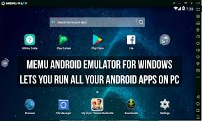 android emulator run android apps on windows pc with memu android emulator droidviews
