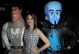 Megamind Halloween Costumes Tina Fey Brad Pitt Melissa Joan Hart Attend