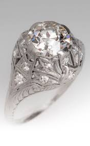 diamond rings 263 best antique engagement rings images on pinterest antique