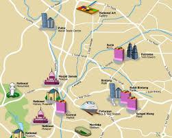 Suria Klcc Floor Plan by Kuala Lumpur Tourist Attraction Bigtree Tours
