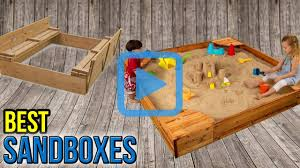 Sandboxes With Canopy And Cover by Top 9 Sandboxes Of 2017 Video Review