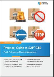 sap ux tutorial espresso tutorials practical guide to sap gts part 2 preference