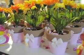 Flower Favors by Flower Pot Wedding Favors Wedding Corners