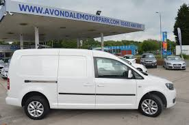 used 2014 volkswagen caddy maxi c20 tdi highline 4motion 4x4 van