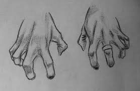 scratching hands quick sketch by mikesem1 on deviantart