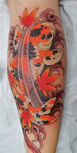 the most beautiful koi tattoo designs for men and women inkdoneright