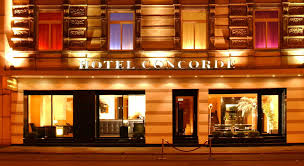 hotel concorde in frankfurt book a design hotel near the central