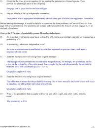 Cross Multiplication Worksheets Free Worksheet Genetics Practice Problems Worksheet Answers
