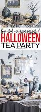 Unique Halloween Party Ideas Haunted Mansion Halloween Tea Party Ideas Printable Crush